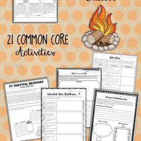 Good Hatchet Lesson Plans Hatchet: Reading Response Activities And Projects | Common Cor