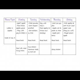 Good June Lesson Plan Themes For Toddlers Naeyc Lesson Plan Template For Preschool Sample Weekly Creativ