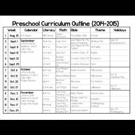 Good Lesson Plans For Preschool By Month Map Template Stars Learning My Preschool Curriculum Monthly Lesso