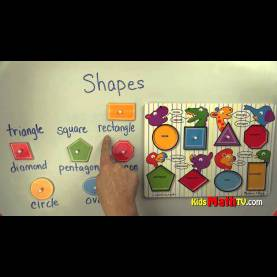 Good Shapes Lesson Plans For 2Nd Grade Learn Shapes And Geometry. Math Lesson For Kindergarten To 2N