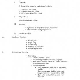 Great 4A'S Lesson Plan Format Image Result For 4As Lesson Plan In Math | Jhing | Pinterest