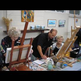 Great Art Classes Adults Private Adult Art Class - 2 Adults | Tony Roche | Roch
