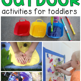 Great Fun Activities For Toddlers At Daycare 31 Days Of Outdoor Activities For Toddlers | Activities, Ki