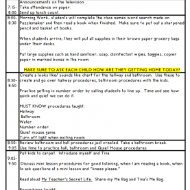 Great How To Make A Good Lesson Plan Pdf First Day Lesson Plans.Pdf - Google Drive | Education | Pinteres