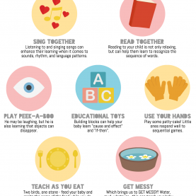 Great Infant Brain Development Lesson Plans 7 Ways To Boost Your Baby'S Brain Development [Infographi