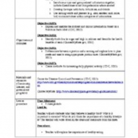 Great Integrated Lesson Plan Solution: Integrated Lesson Plan Team D: University Of Phoenix Ee