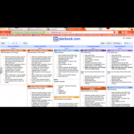 Great Lesson Plan Book App Library Goddess Techie Tips And Tricks: Online Lesson Plan Boo