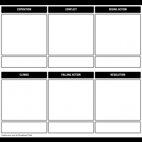 Great Lesson Plan Book Outline Storyboard Lesson Plan Template €? Storyboard I