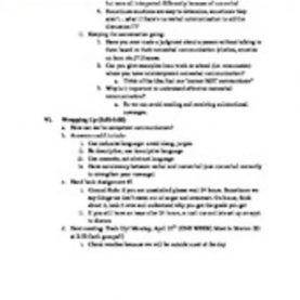 Great Lesson Plan For Teaching Non Verbal Communication Solution: Verbal And Nonverbal Communication Lesson Plan - Study