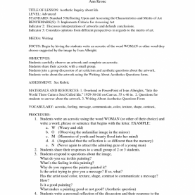 Great Lesson Plan Template Kssr 1514579920 V 1 Language Art Lesson Coloring Arts Plan For Year