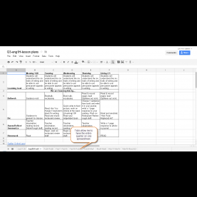 Great Lesson Plan Xls Spreadsheet Tutorials Pdf And Excel Spreadsheet Projects For Hig