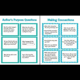 Great Levelled Guided Reading Questions Guided Reading Prompts And Questions To Improve Comprehensio