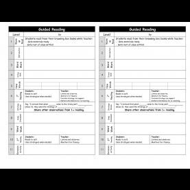 Great Reciprocal Teaching Lesson Plan Template Guided Reading Lesson Plan Template | Guided Reading Template