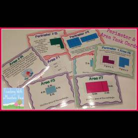 Great Teaching Area To Third Graders Teaching With A Mountain View: Perimeter And