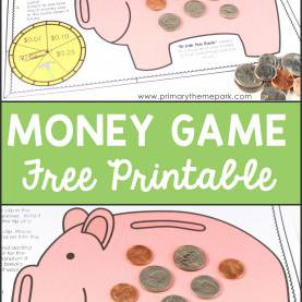 Interesting 2Nd Grade Lesson Plans On Money Money Activities For Second Grade - Primary Theme