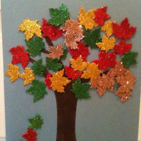Interesting Autumn Theme For Toddlers Autumn Tree | Fun & Engaging Activities For Todd