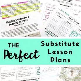 Interesting Emergency Lesson Plans For Middle School English 2088 Best School Stuff Images On Pinterest | School, Classroo