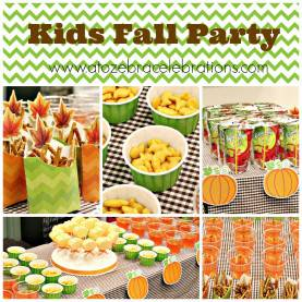 Interesting Fall Themed Games For Kids Kids Fall Party €? A To Zebra Celebrat