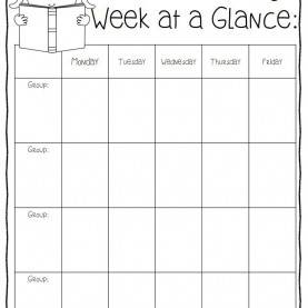 Interesting Guided Reading Group Schedule Template Guided Reading Planning Sheets- Freebie | School Readin