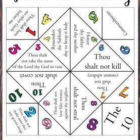 Interesting Lesson Plans For Teaching The 10 Commandments .Com/736X/36/d9/df/36D9Df3D73Ce55