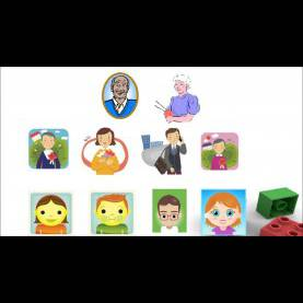 Interesting Lesson Plans For Toddlers About Family My Family Theme For Kindergarten - You