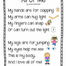 Interesting Lesson Plans For Toddlers All About Me All About Me