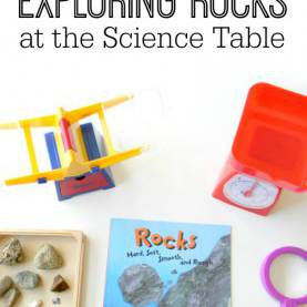 Interesting Preschool Lesson Plans Rocks Science For Kids: Exploring Rocks - Pre-K P
