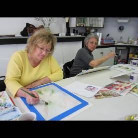 Interesting Watercolor Art Classes Ongoing Classes | Meadville Council On The