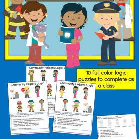 Newest 2Nd Grade Lesson Plans On Community Helpers 131 Best Community Helpers Images On Pinterest | Day Car