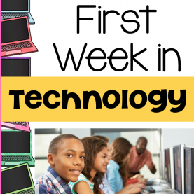 Newest 3Rd Grade Computer Lab Lesson Plans The First Week In The Technology Lab Is So Important. Get Starte