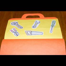 Newest Community Helpers Arts And Crafts For Preschoolers Community Helpers Craft   Hand-Me-Down I