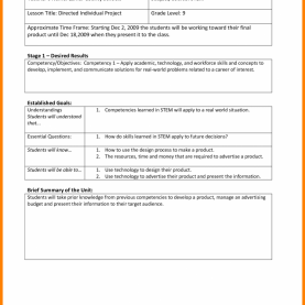 Newest Daily Lesson Plan English Form 1 Ubd Lesson Plan Template Grand Imagine 12 Understanding By Desig