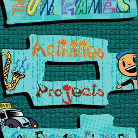 Newest English Projects For High School Coming Soon: 101 Fun Games, Activities, And Projects For Englis