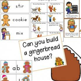 Newest Gingerbread Baby Lesson Plans Kindergarten The Best Kindergarten And Preschool Gingerbread Theme Lesson Pla