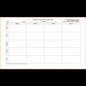 Newest Lesson Plan Book Template Word Lesson Plan Formats - Commonpenc