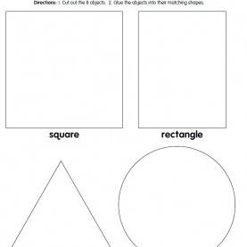 Newest Lesson Plan On Shapes For Preschoolers What'S My Shape? Lesson Plan From Lakeshore Learning | Preschoo