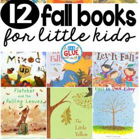 Newest Lesson Plans The Book Mouse'S First Fall 12 Fall Books For Little Kids | Fallen Book, Kindergarten And Stud