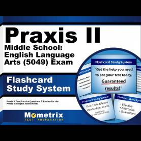 Newest Middle School English Praxis Best Free Praxis II Middle School English Language Arts Practice T
