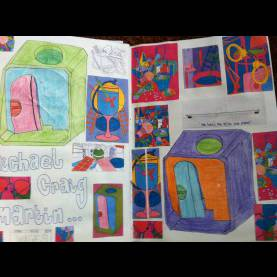 Regular Art Lesson Plans Ks4 Image Result For Michael Craig Martin | Inspiration S | Pinteres