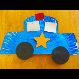Regular Community Activities For Toddlers Community Helper Crafts For Preschool | ... Found This Patrol Ca