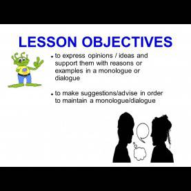 Regular English Lesson Objectives Speaking English Bagamoyo Amsterdam Exchange. Lesson Objectives T