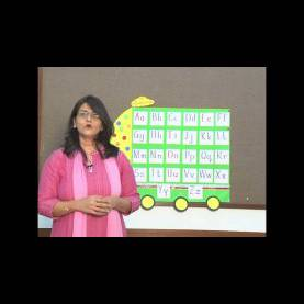 Regular How To Teach Lkg Students Introduction To My Learning Train World Of Letters (Lkg) E1 - You