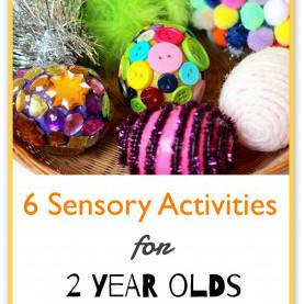 Regular Learning Games For 2 Year Olds 6 Sensory Activities For 2 Year Olds | Dotspots&car