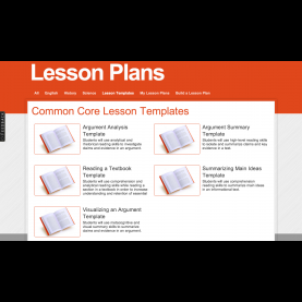 Regular Lesson Plan Template Using Common Core Standards Need Lesson Plans: We Have A Template For T