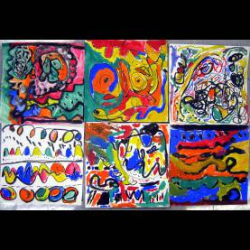 Simple Art Lesson Plans Painting Cassie Stephens: In The Art Room: A Unit On Line For Kinderga