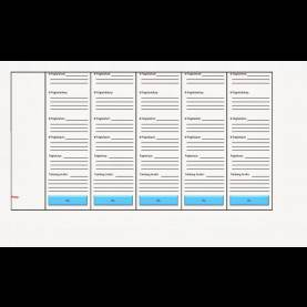 Simple Daily Log Lesson Plan Format Daily Log