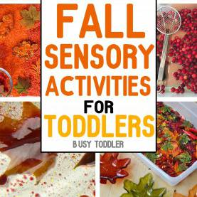 Simple Fall Group Activities 50+ Awesome Fall Activities For Toddlers - Busy Tod