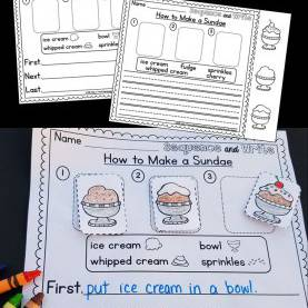Simple How To Make A Sandwich Lesson Plans Kindergarten Best 25+ Sequencing Activities Ideas On Pinterest   Stor