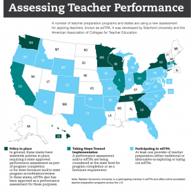 Simple How To Pass Edtpa States, Teacher Preparation Programs Assess Candidates For Class