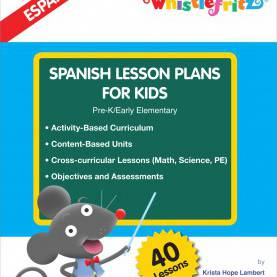 Simple Lesson Plans For Elementary Kids Spanish Lesson Plans For Kids (English And Spanish Editio